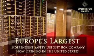 Safety Deposit Boxes Washington